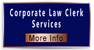 Corporate Law Clerk Services