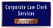 Corporate Law Clerk Services - Contact Us For A FREE Quote