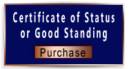 Purchase Certificate of Status