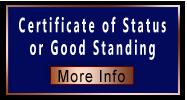Certificate Of Status