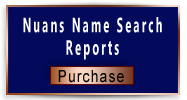 Purchase NUANS Search Reports