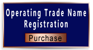 Register a Trade Name | Operating Name for a Company