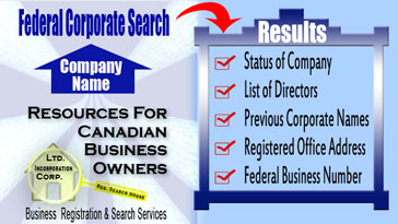 federal corporate search