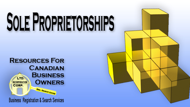 sole-proprietorships
