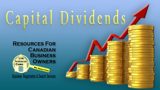 Capital Dividend